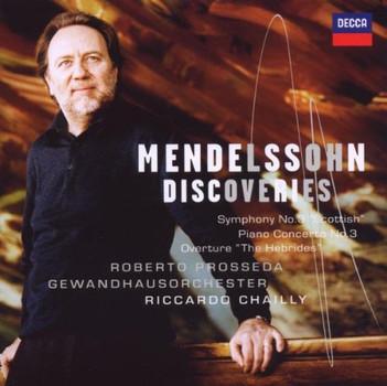 R. Prosseda - Mendelssohn Discoveries