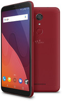 Wiko View 32GB rojo