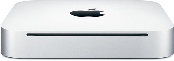 Apple Mac mini CTO 2.66 GHz Intel Core 2 Duo 2 GB RAM 500 GB HDD (5400 U/Min.) [Mid 2010]