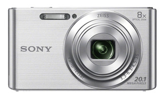 Sony DSC-W830 plata