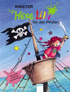 Hexe Lilli 04. Hexe Lilli bei den Piraten - Knister