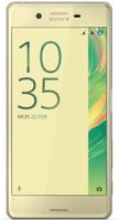 Sony Xperia X 32GB oro verde