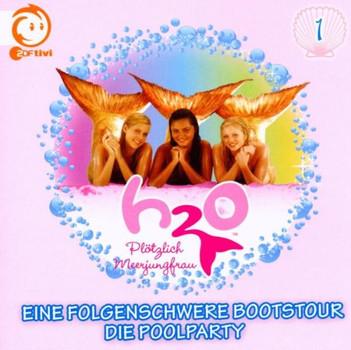 H2o-Plötzlich Meerjungfrau - Vol.1! Eine Folgenschwere