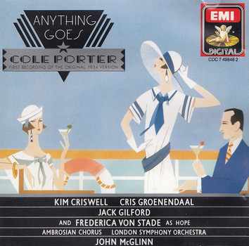 London symphony Orchestra - John McGlinn: Cole Porter - Anything Goes