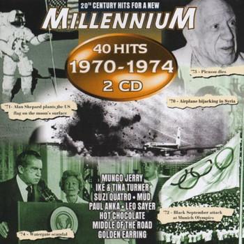 Various - 40 Hits of 1970-1974
