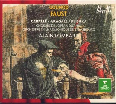 Caballe - Gounod: Faust (Gesamtaufnahme) (franz.)