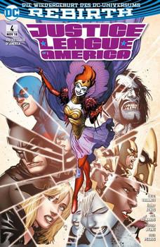 Justice League of America. Bd. 4 [Taschenbuch]
