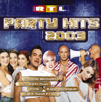 Various - Rtl Party Hits 2003