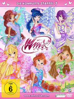 The Winx Club - Die komplette Staffel 7 [5 DVDs]