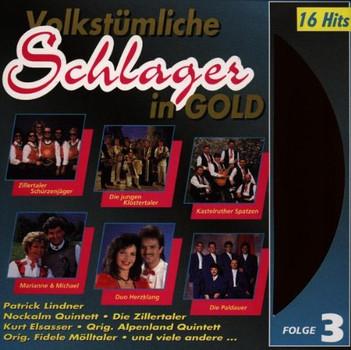 Various - Volkstüml.Schlager in Gold 3