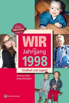 Wir vom Jahrgang 1998 - Kindheit und Jugend - Johanna Opitz