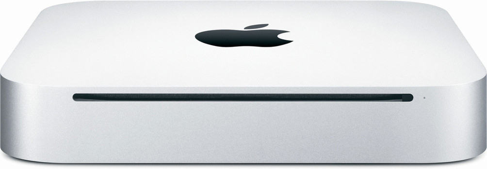 Apple Mac mini CTO 2.4 GHz Intel Core 2 Duo 8 GB RAM 1 TB HDD (5400 U/Min.) [Mid 2010]