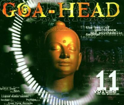 Various - Goa-Head Vol.11