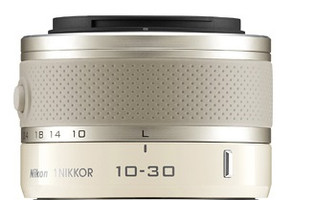 Nikon 1 NIKKOR 10-30 mm F3.5-5.6 VR 40,5 mm Objectif (adapté à Nikon 1) beige