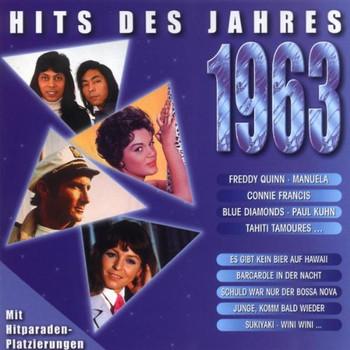 Various - Hits des Jahres 1963