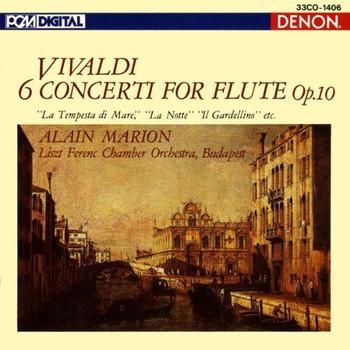 A.???? - Antonio Vivaldi: Six Concertos, Op 10