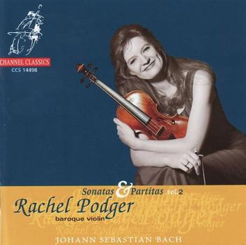 R. Podger - Partitas & Sonatas Vol.2