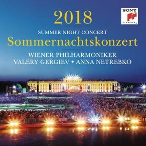 Wiener Philharmoniker/Gergiev,Valery/Netrebko,Anna - Sommernachtskonzert 2018