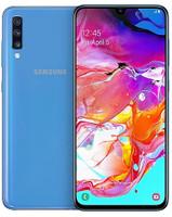 Samsung A705FD Galaxy A70 Doble SIM 128GB azul