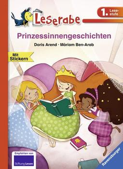Prinzessinnengeschichten - Doris Arend  [Gebundene Ausgabe]