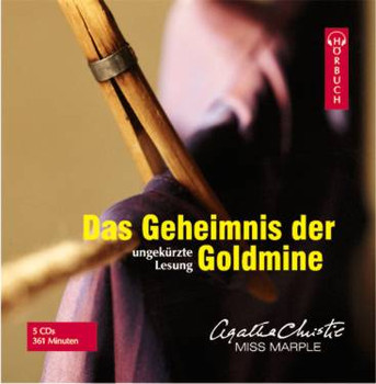 Das Geheimnis der Goldmine / 5 CDs: Ein Miss Marple Krimi