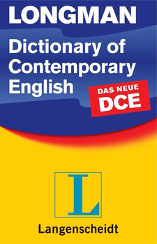 Longman Dictionary of Contemporary English ( DCE ). Über 106.000 Stichwörter und Wendungen