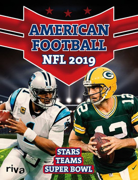 American Football: NFL 2019. Stars. Teams. Superbowl [Gebundene Ausgabe]