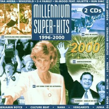 Original Artists (Smm9861842) - Millennium Super-Hits1996-2000