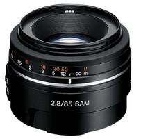Sony 85 mm F2.8 SAM 55 mm Objetivo (Montura Sony A-mount) negro