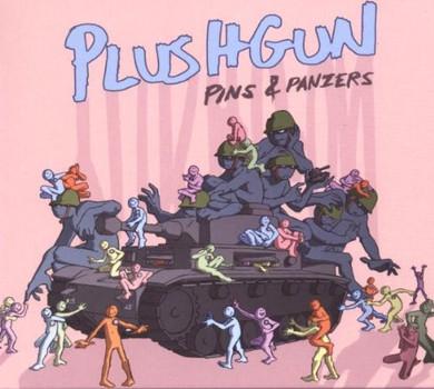 Plushgun - Pins & Panzers