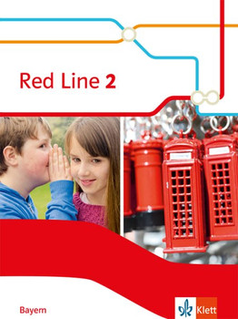 Red Line 2. Ausgabe Bayern. Schülerbuch (Hardcover) Klasse 6 [Gebundene Ausgabe]
