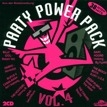 Various - Party Power Pack Vol.4