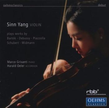 Sinn Yang - Werke für Violine