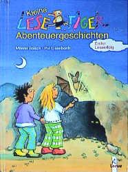 Kleine Lesetiger-Abenteuergeschichten - Milena Baisch