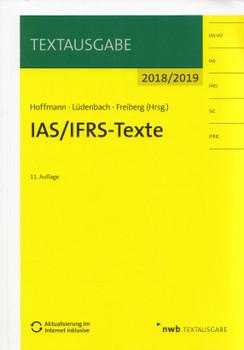 IAS/IFRS-Texte 2018/2019 - Wolf-Dieter Hoffmann & Norbert Lüdenbach [Taschenbuch, 11. Auflage 2018]