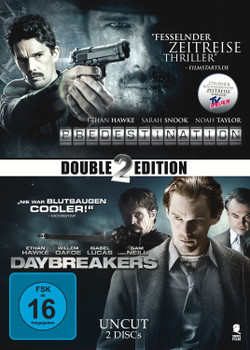 Predestination & Daybreakers [Double Edition, 2 DVDs]