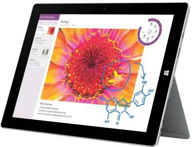 "Microsoft Surface 3 10,8"" 128GB [wifi + 4G] wit"