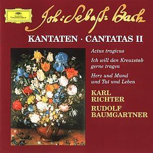 Karl Richter - Meisterwerke Vol. 6 (Kantaten Vol. 2)