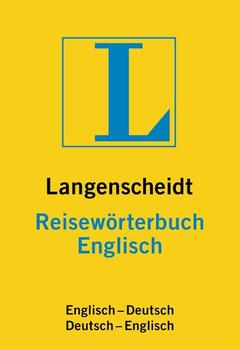 Langenscheidt Reisewörterbuch Englisch
