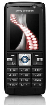 Sony Ericsson K610i negro