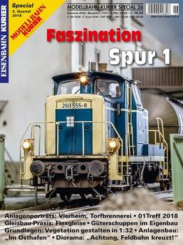 Faszination Spur 1 - Teil 8 [Taschenbuch]