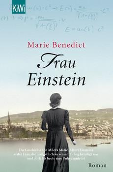 Frau Einstein. Roman - Marie Benedict  [Taschenbuch]