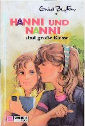 Hanni und Nanni, Bd.17, Hanni und Nanni sind große Klasse