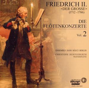 C.& I. Huntgeburth - Die Flötenkonzerte Vol.2