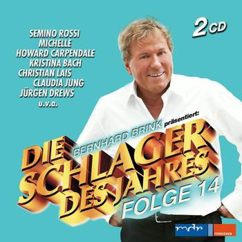 Various - Die Schlager des Jahres Folge 14 Präs.Von B.Brink