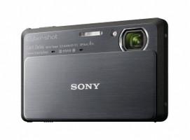 Sony DSC-TX9H gris oscuro