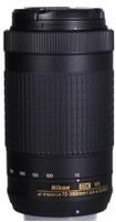 Nikon AF-P DX NIKKOR 70-300 mm F4.5-6.3 ED G VR 58 mm Objectif (adapté à Nikon F) noir