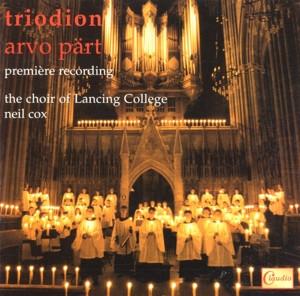 Choir of Lancing College - Triodion/Corpus Christi