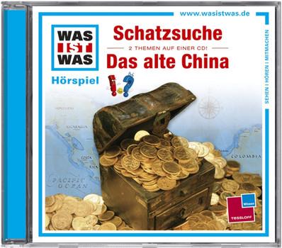 Was Ist Was - WAS IST WAS, Folge 16: Schatzsuche/ Das Alte China