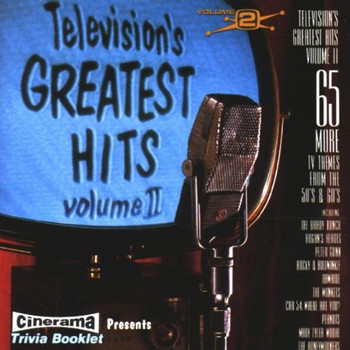 Various - Television's Greatest Hits Vol. II